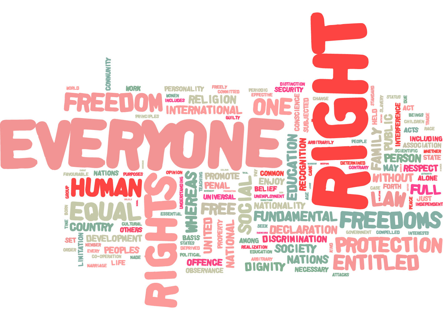 islamic law and universal human rights essay How can universal human rights islamic punishments, the law in order to establish and explain the claims made in the islam and human rights.